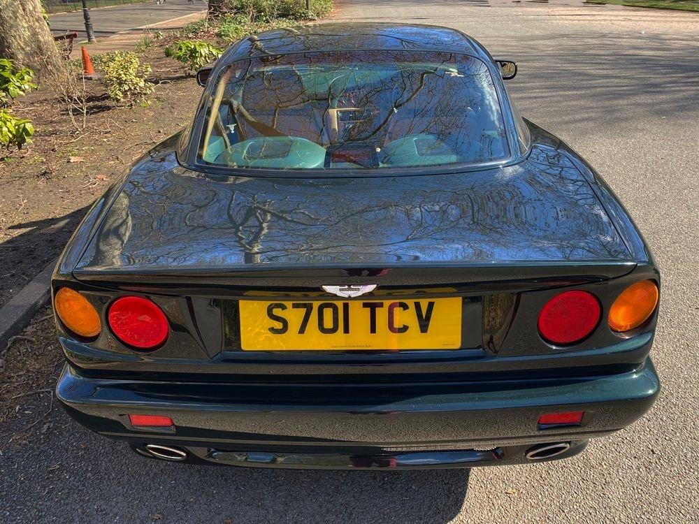 1998 Aston Martin V550 Vantage For Sale (picture 26 of 50)