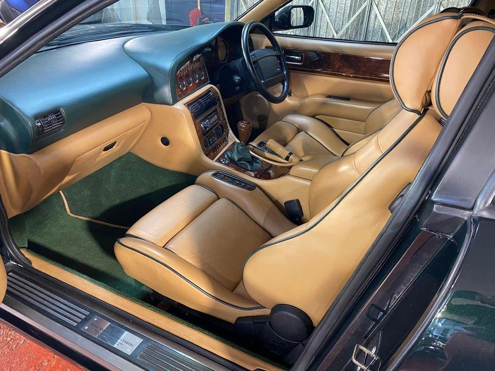 1998 Aston Martin V550 Vantage For Sale (picture 27 of 50)