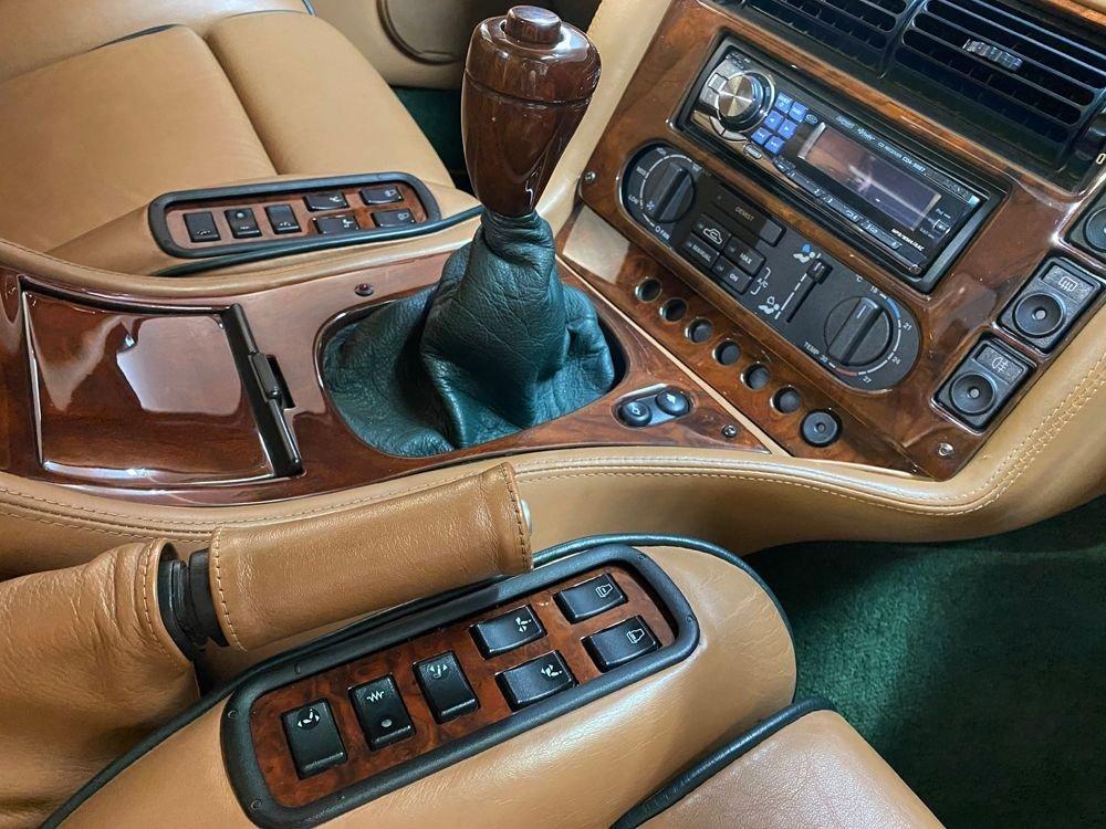 1998 Aston Martin V550 Vantage For Sale (picture 35 of 50)
