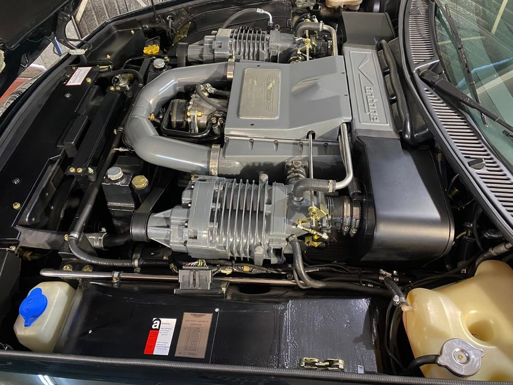1998 Aston Martin V550 Vantage For Sale (picture 38 of 50)