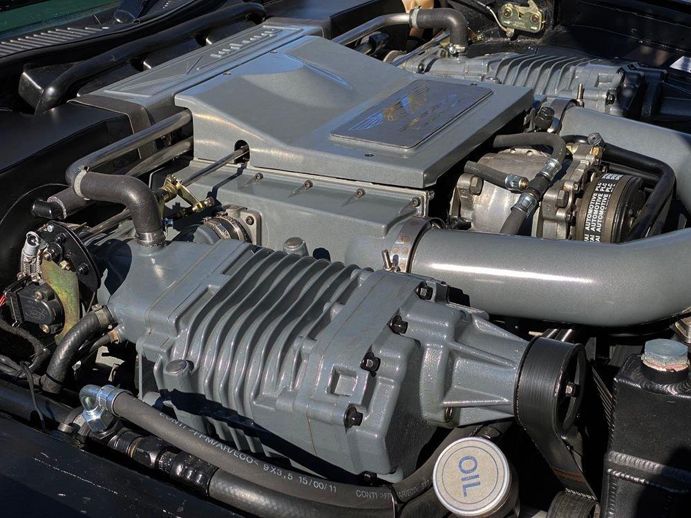 1998 Aston Martin V550 Vantage For Sale (picture 39 of 50)