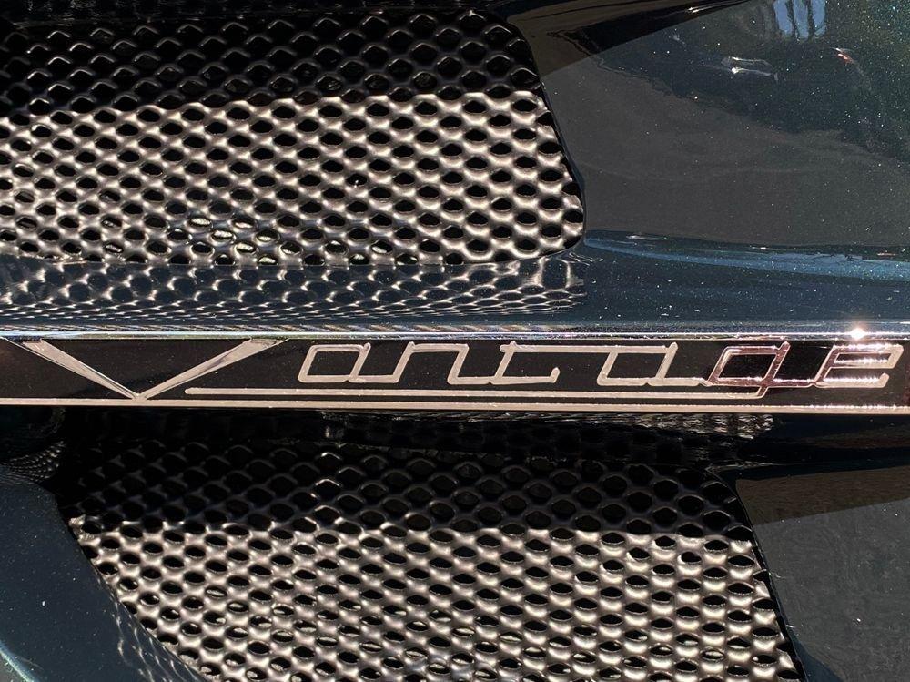 1998 Aston Martin V550 Vantage For Sale (picture 49 of 50)