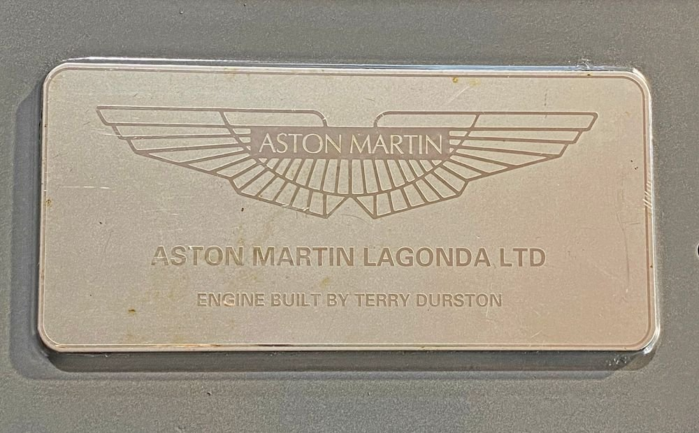 1998 Aston Martin V550 Vantage For Sale (picture 50 of 50)