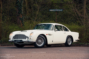 Picture of 1963 ASTON MARTIN DB5, Original LHD, the 5th built DB5! For Sale