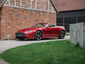 Picture of 2012 ASTON MARTIN V12 VANTAGE ROADSTER - MANUAL – 010 OF 101 For Sale