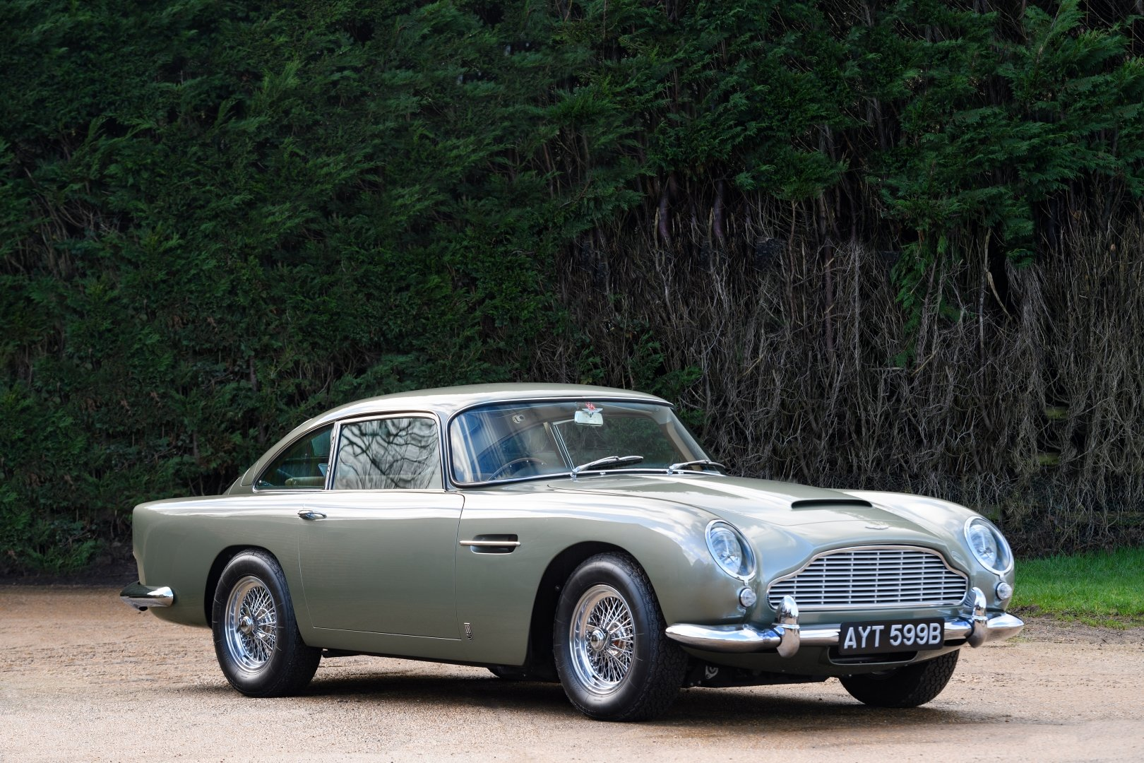 1964 Aston Martin DB5 For Sale (picture 2 of 12)