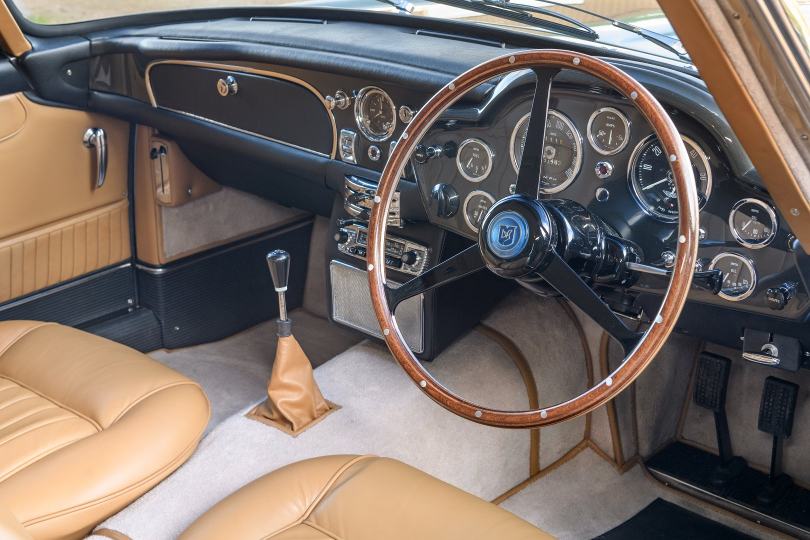 1964 Aston Martin DB5 For Sale (picture 6 of 12)