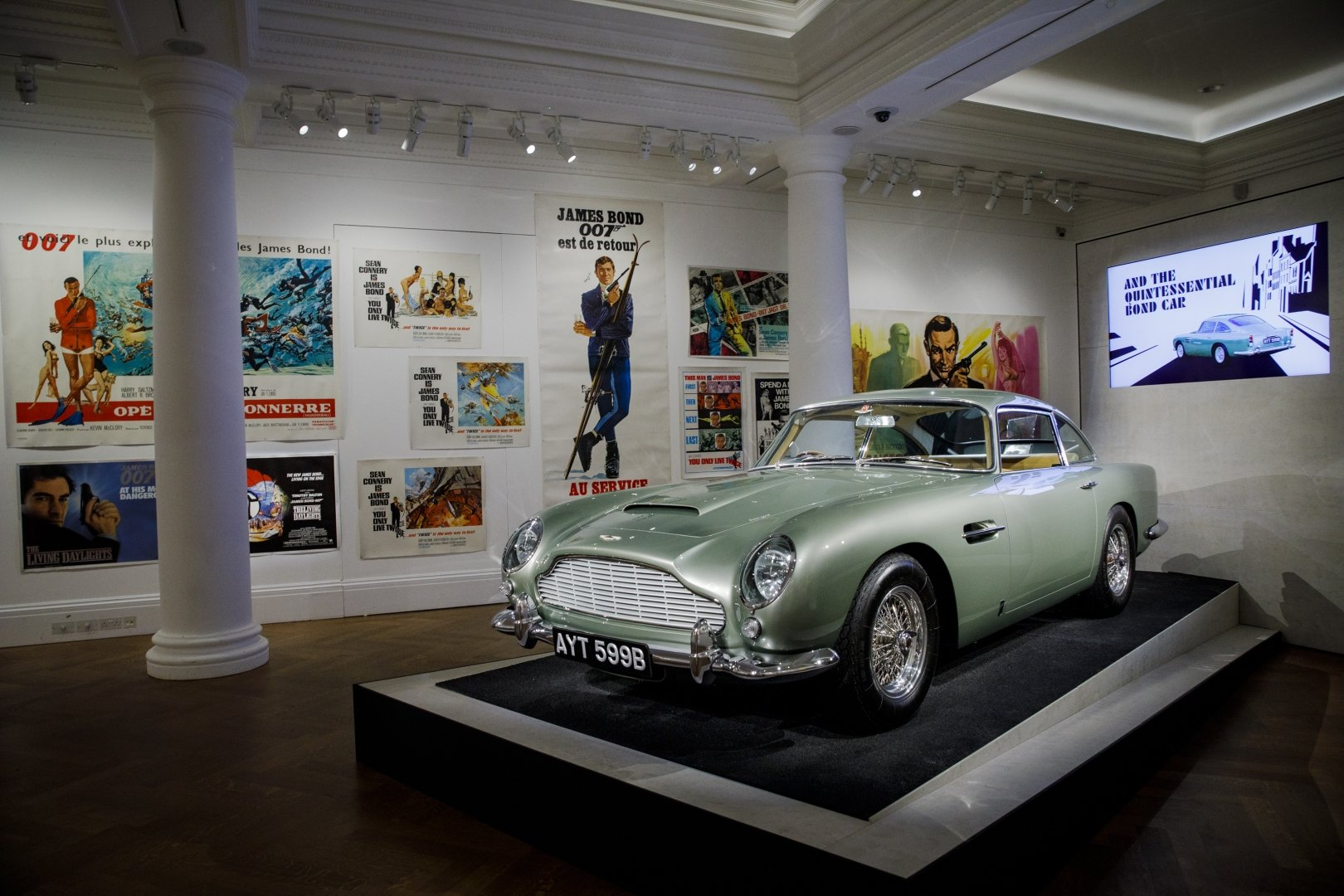 1964 Aston Martin DB5 For Sale (picture 12 of 12)