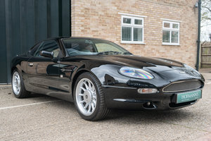 Picture of 1999 ASTON MARTIN DB7 i6 STRATSTONE LE MANUAL - 1 of 2 For Sale