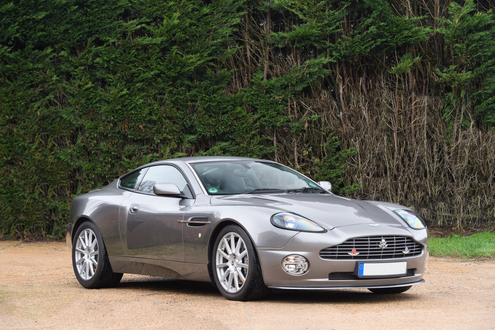 2005 Aston Martin Vanquish S - Ex David Richards, Prodrive For Sale (picture 1 of 12)