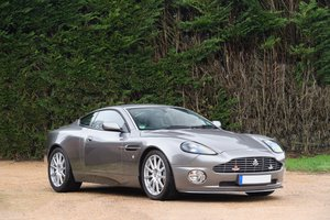 Picture of 2005 Aston Martin Vanquish S - Ex David Richards, Prodrive For Sale