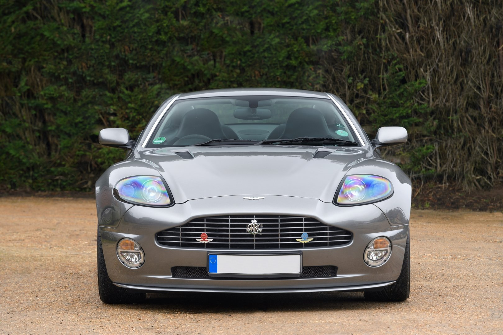 2005 Aston Martin Vanquish S - Ex David Richards, Prodrive For Sale (picture 2 of 12)
