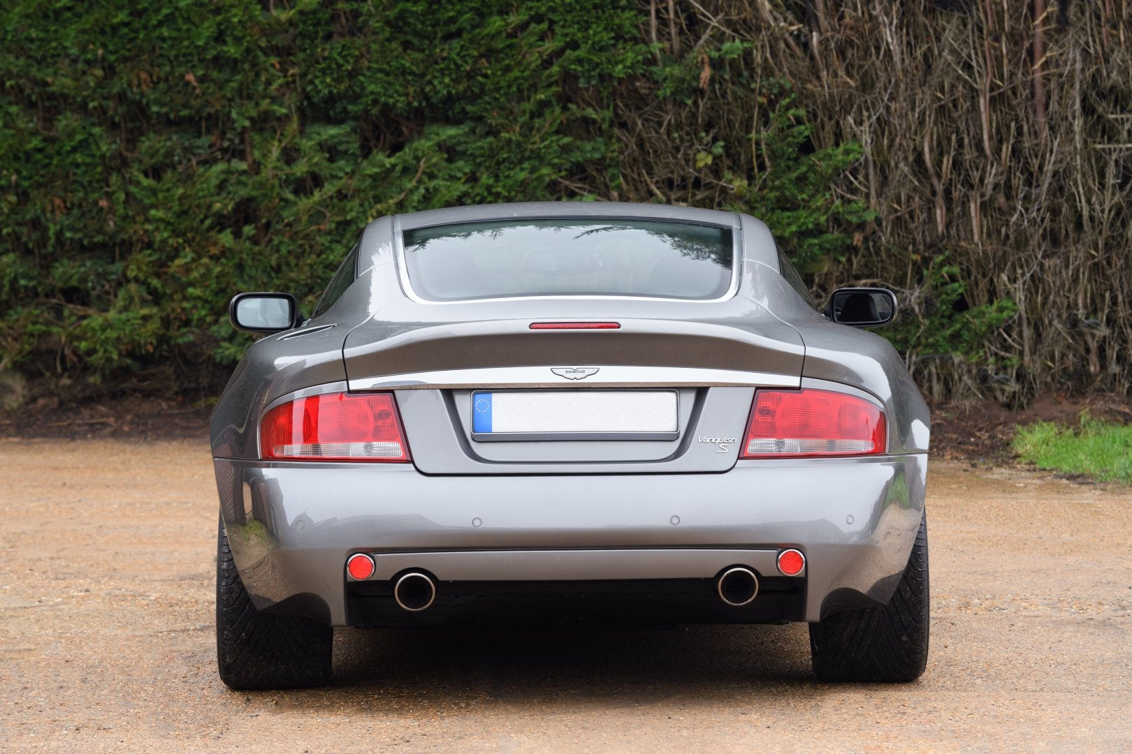 2005 Aston Martin Vanquish S - Ex David Richards, Prodrive For Sale (picture 4 of 12)