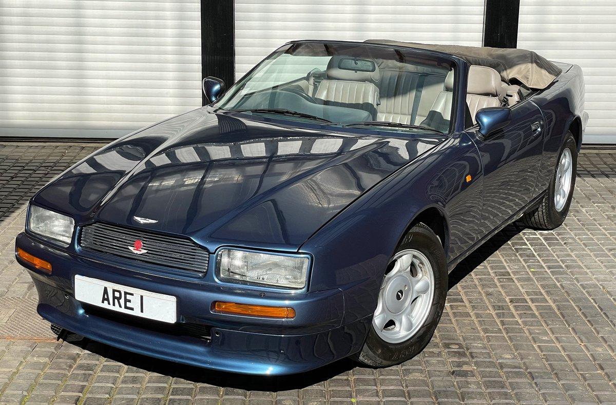 1992 Aston Martin Virage Volante 5.3 V8      Convertible For Sale (picture 1 of 12)