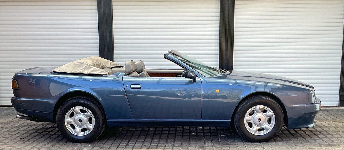 1992 Aston Martin Virage Volante 5.3 V8      Convertible For Sale (picture 4 of 12)