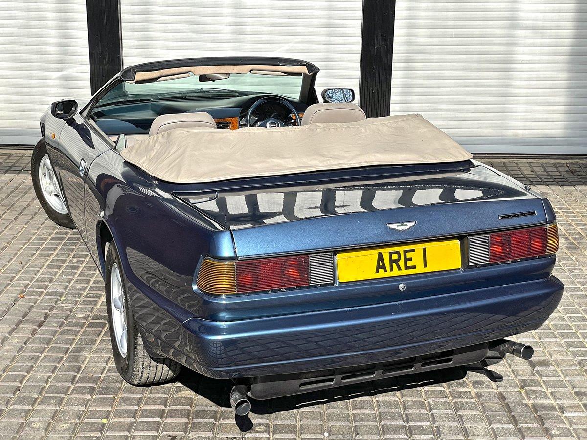 1992 Aston Martin Virage Volante 5.3 V8      Convertible For Sale (picture 5 of 12)