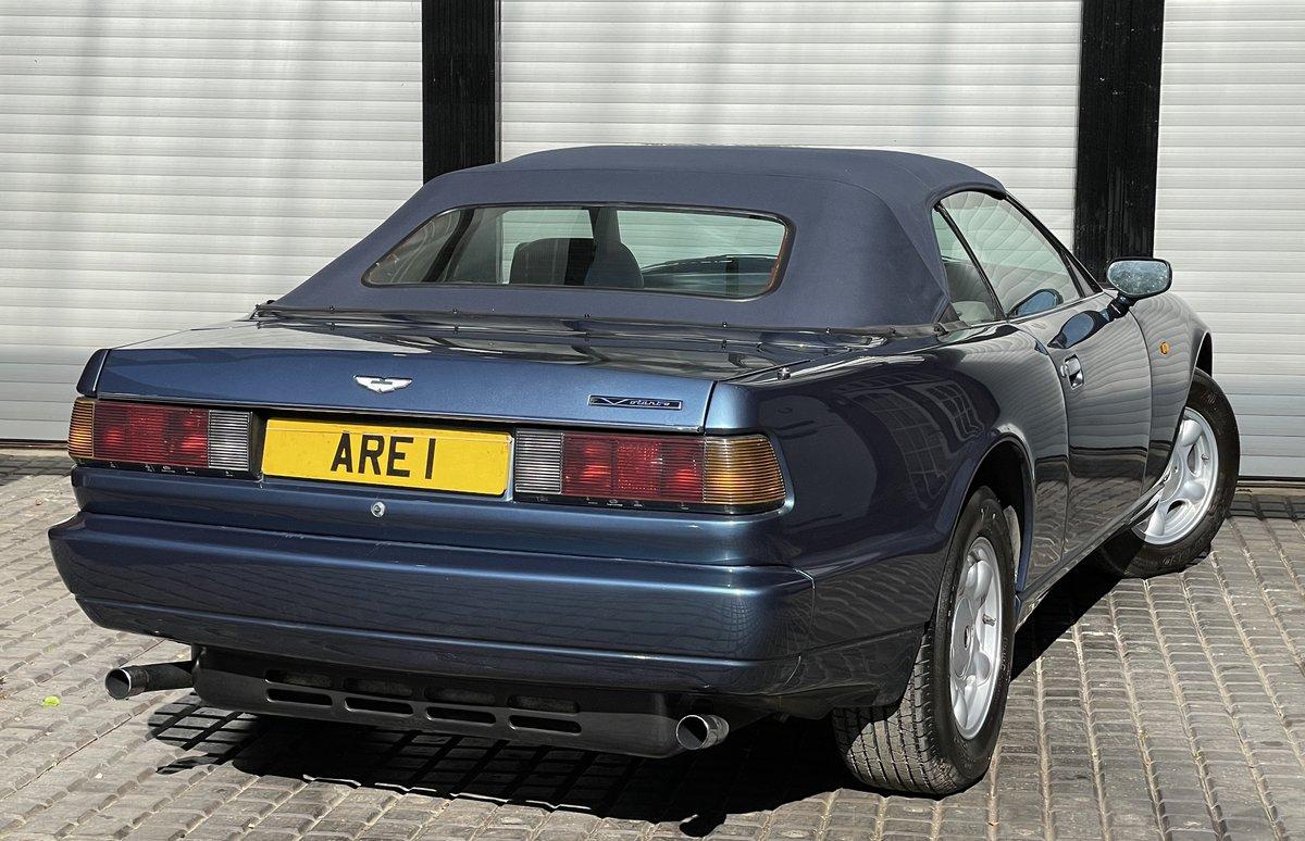 1992 Aston Martin Virage Volante 5.3 V8      Convertible For Sale (picture 6 of 12)