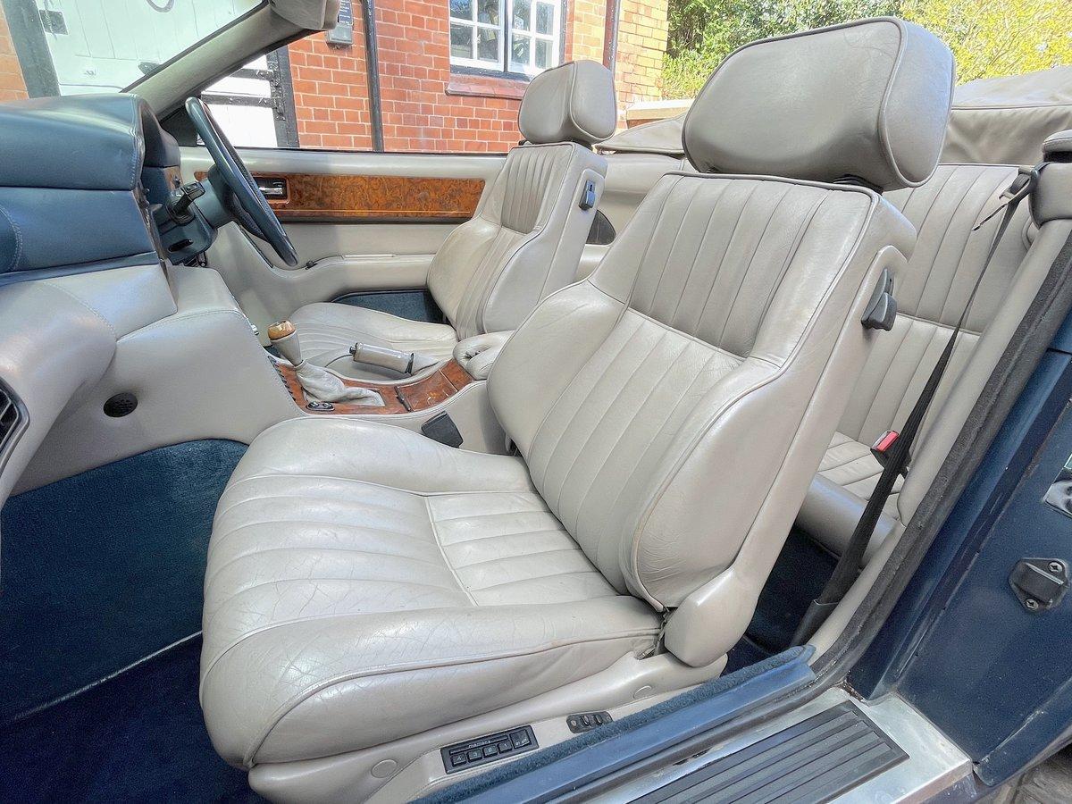 1992 Aston Martin Virage Volante 5.3 V8      Convertible For Sale (picture 7 of 12)