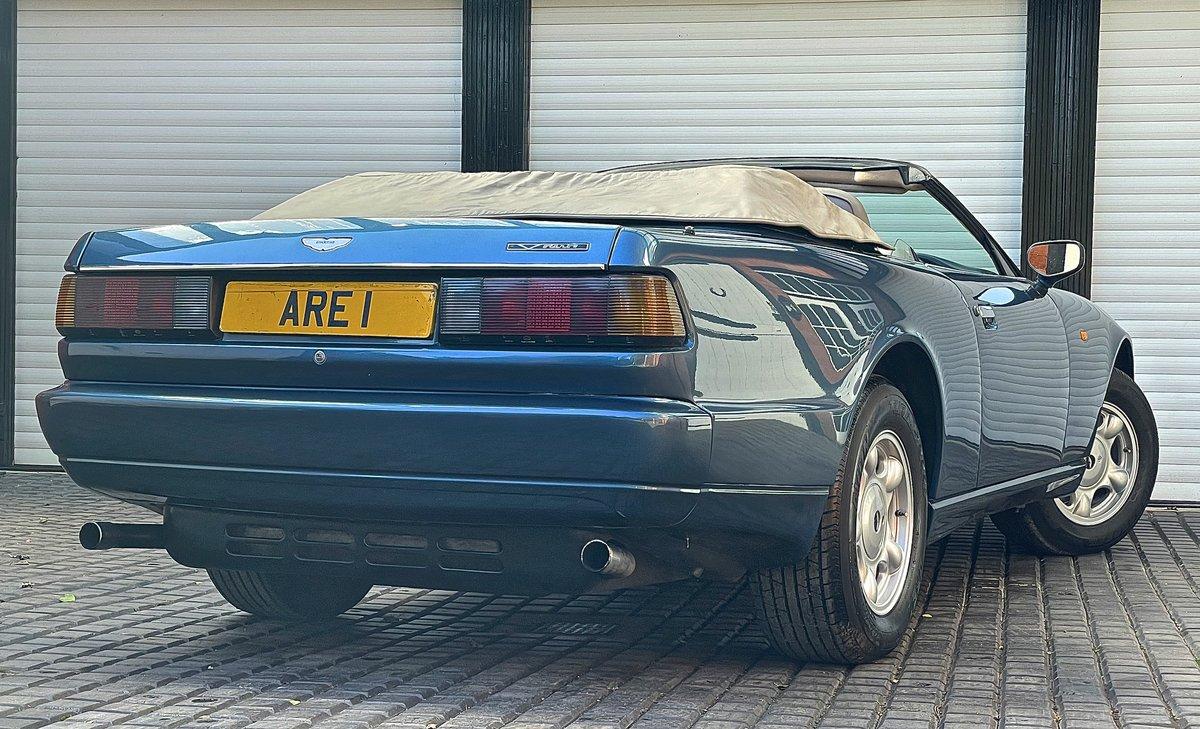 1992 Aston Martin Virage Volante 5.3 V8      Convertible For Sale (picture 12 of 12)