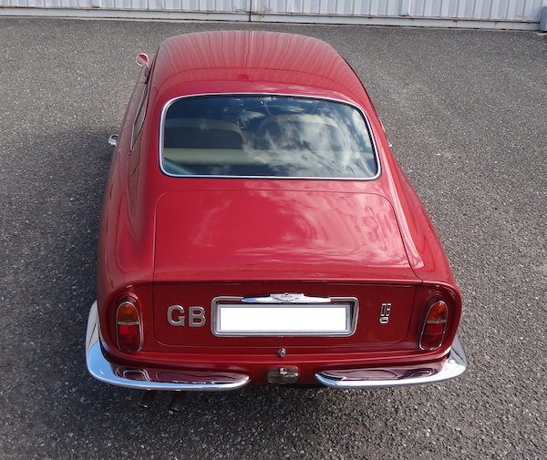 1967 Aston Martin DB6 Sports Saloon For Sale by Auction (picture 4 of 7)