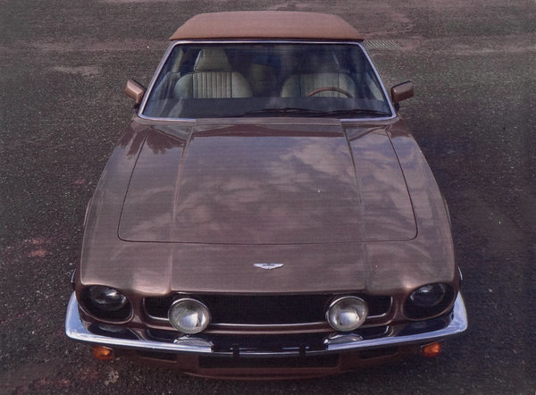 1986 Aston Martin V8 Volante For Sale by Auction (picture 3 of 15)
