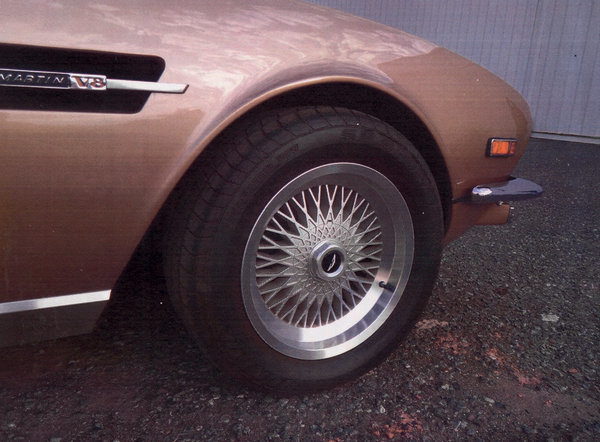 1986 Aston Martin V8 Volante For Sale by Auction (picture 15 of 15)