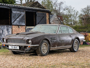 Picture of 1973 Aston Martin V8 For Sale by Auction
