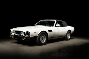 Picture of 1987 Aston Martin V8 Volante Series 2 Lot 147 For Sale by Auction