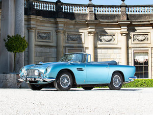 Picture of 1964 Aston Martin DB5 Convertible For Sale by Auction