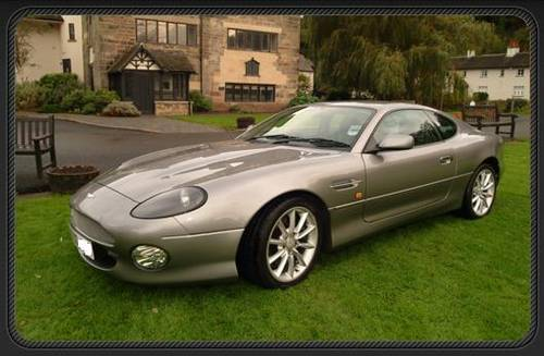Aston Martin Hire - great deals available For Hire (picture 1 of 1)
