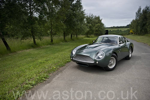 1961 Aston Martin DB4 Zagato Recreation  Wanted (picture 1 of 6)