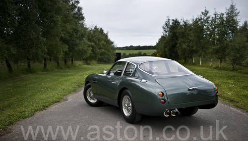1961 Aston Martin DB4 Zagato Recreation  Wanted (picture 2 of 6)