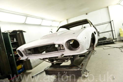 Aston Martin V8 Bespoke 1976 SOLD (picture 1 of 6)