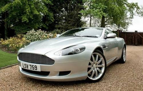Aston Martin DB9 For Hire (picture 1 of 4)
