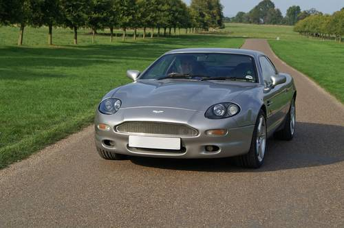 Aston Martin Hire Yorkshire | Hire an Aston Martin DB7 For Hire (picture 1 of 5)