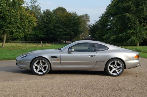 Aston Martin Hire Yorkshire | Hire an Aston Martin DB7 For Hire (picture 2 of 5)