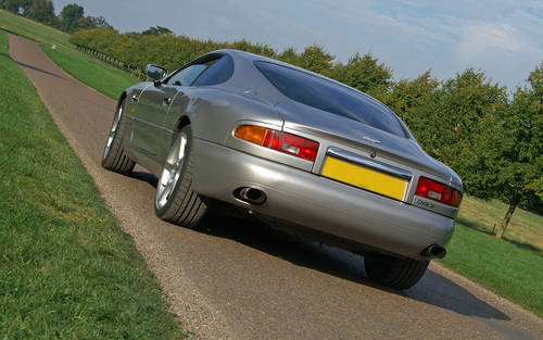 Aston Martin Hire Yorkshire | Hire an Aston Martin DB7 For Hire (picture 3 of 5)