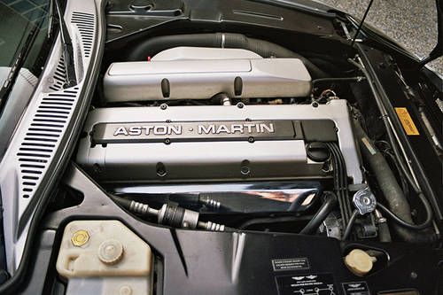 Aston Martin Hire Yorkshire | Hire an Aston Martin DB7 For Hire (picture 5 of 5)