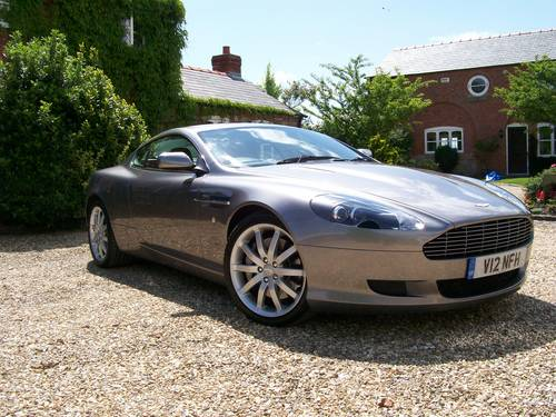 2006 Hire Stunning Aston Martin Cars For Hire (picture 1 of 1)