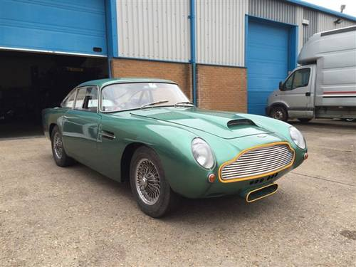 1961 Aston Martin DB4 Vantage GT For Hire (picture 1 of 6)