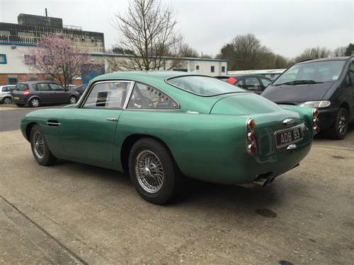 1961 Aston Martin DB4 Vantage GT For Hire (picture 3 of 6)