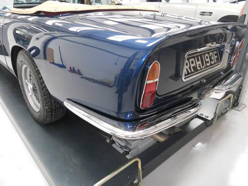 Very Rare 1967 Aston Martin DB6 Volante. For Sale (picture 3 of 6)
