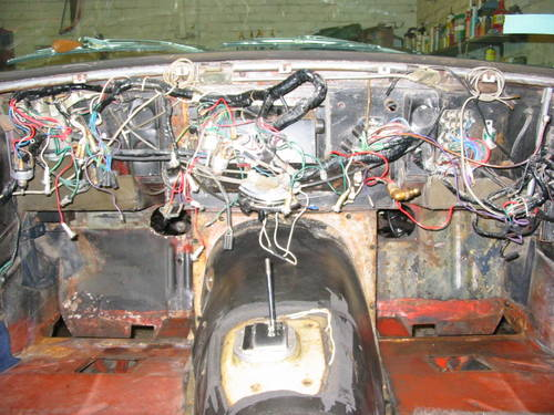 DB4 DB5 DB6 DBS V8 - VARIOUS SERVICES, LHD CONVERSIONS, ETC. For Sale (picture 2 of 6)