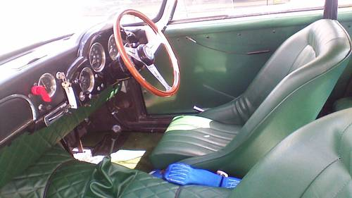 1961 Aston Martin DB4 Vantage GT For Hire (picture 4 of 6)