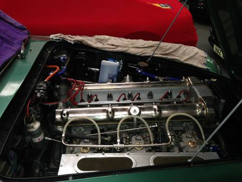 1961 Aston Martin DB4 Vantage GT For Hire (picture 5 of 6)