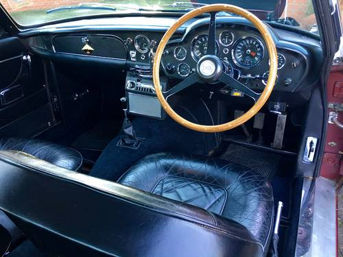 1969 Aston Martin DB6 Mark I Saloon For Sale (picture 4 of 6)