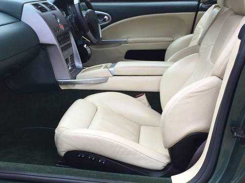 2003 Aston Martin Vanquish 6.0 V12 2+2 Sports Dynamic Pack For Sale (picture 3 of 6)