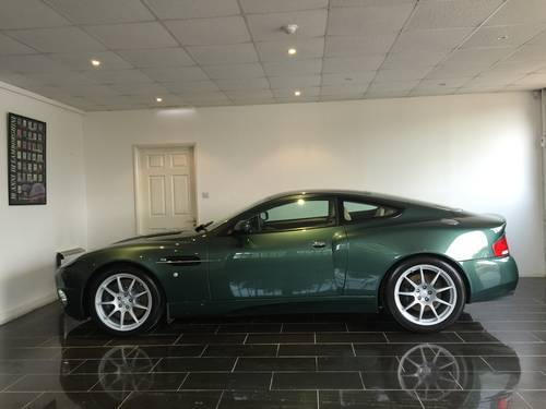 2003 Aston Martin Vanquish 6.0 V12 2+2 Sports Dynamic Pack For Sale (picture 5 of 6)