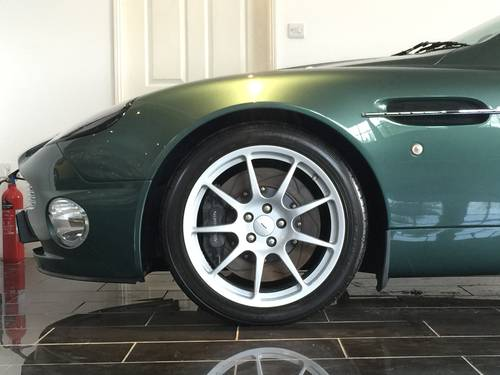 2003 Aston Martin Vanquish 6.0 V12 2+2 Sports Dynamic Pack For Sale (picture 6 of 6)