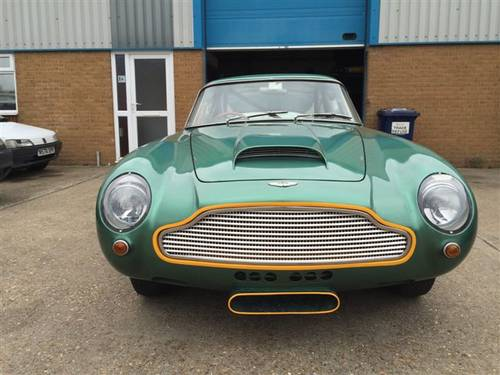 1961 Aston Martin DB4 Vantage GT For Hire (picture 6 of 6)